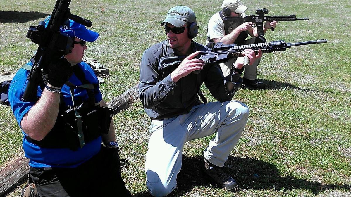 3 questions with Navy SEAL and Texas Firearms Festival exhibitor