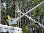 Duke Energy restores power in Carolinas more rapidly than expected