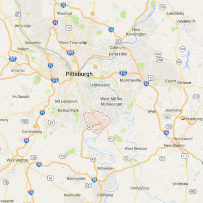 What are the wealthiest ZIP codes in the Pittsburgh region ...