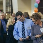 The top companies of the 2016 Best Places to Work are ... [PARTY PICS]