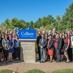 Colliers debuts new ABQ office as company celebrates a milestone