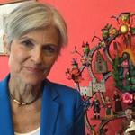 <strong>Green</strong> Party's Jill Stein touts