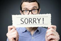 6 types of false apologies that only make things worse