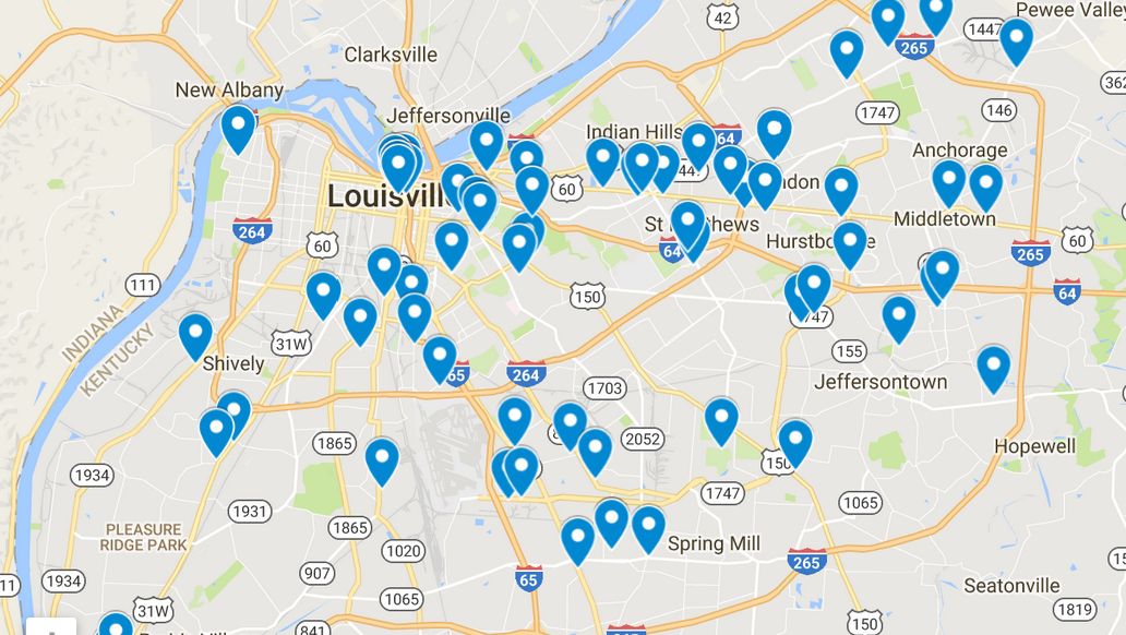 Louisville Restaurants With Critical Food Code Violations