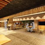 New dining concept with 16 Japanese eateries coming