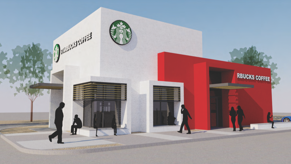 Starbucks To Open Drive Thru In South Valley Las Estancias Development