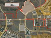 The 40-acre site will be the new regional home for the company in 2019.