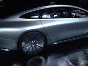 LeEco's car, the LeSee Pro.