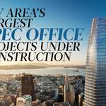 The Bay Area's largest spec office and lab projects under construction