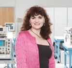 Karen Panetta, a professor of electrical and computer engineering at Tufts University and former worldwide director for the Institute of Electrical and Electronics Engineers' Women in Engineering program.