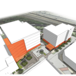 McHenry Row's third phase to include hotel, office building