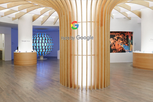 Google opens pop-up shop in N.Y.C. to showcase Pixel and more