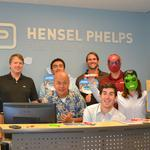 Best Workplaces — Large No. 2: <strong>Hensel</strong> <strong>Phelps</strong> Construction