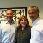 Business community welcomes <strong>Mark</strong> Dederer as new director of Sheri and Les Biller Family Foundation