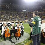 Exclusive: Milwaukee Symphony Orchestra takes Lambeau Field by storm: Slideshow