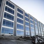 Exclusive: Pop on a hard hat to tour USAA's future home in the Vista Corporate Center (slideshow)