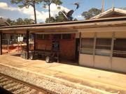 The former Winter Park Amtrak station will be torn down once a new one opens for Amtrak and SunRail.