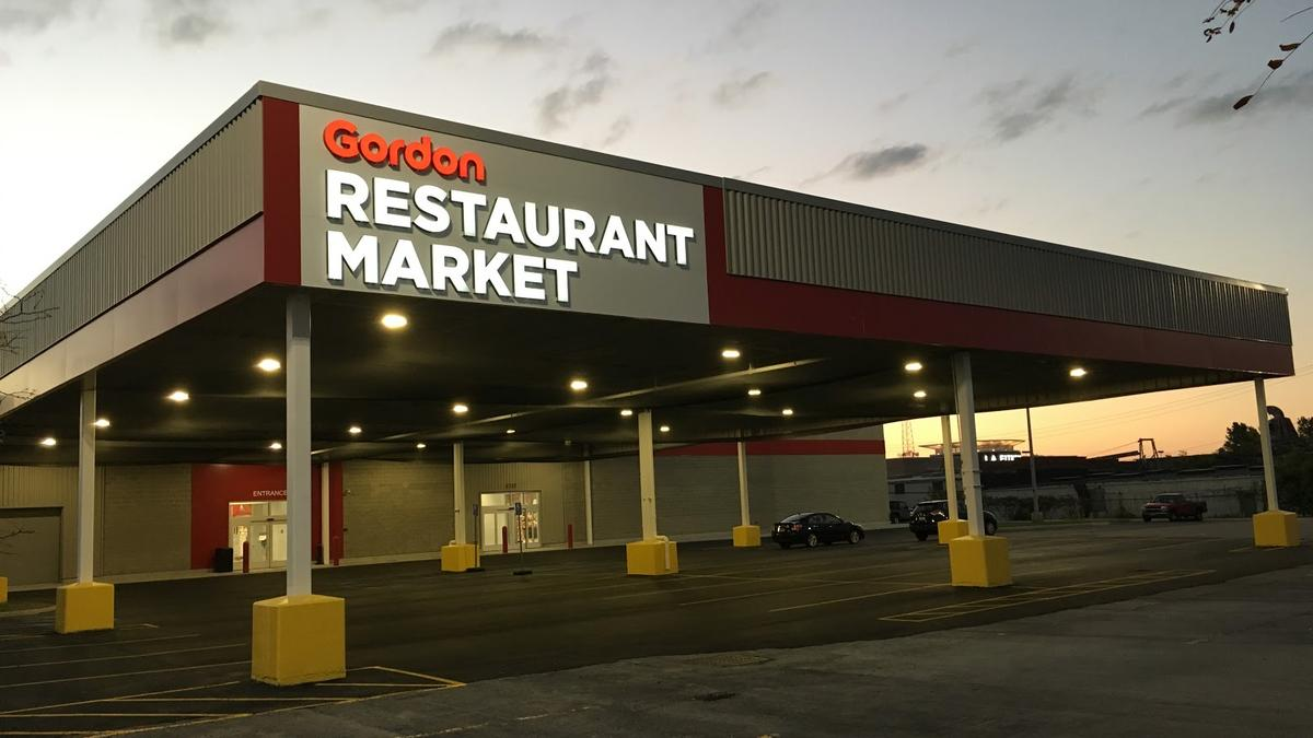 Gordon food service opens first new york outlet on elmwood for Fish market restaurant nyc