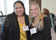Maria Lanao and Jessica Levy of Global Smart Products