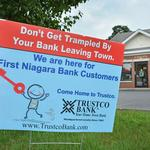 TrustCo sees revenue increase in Q3, more opportunity from KeyBank merger