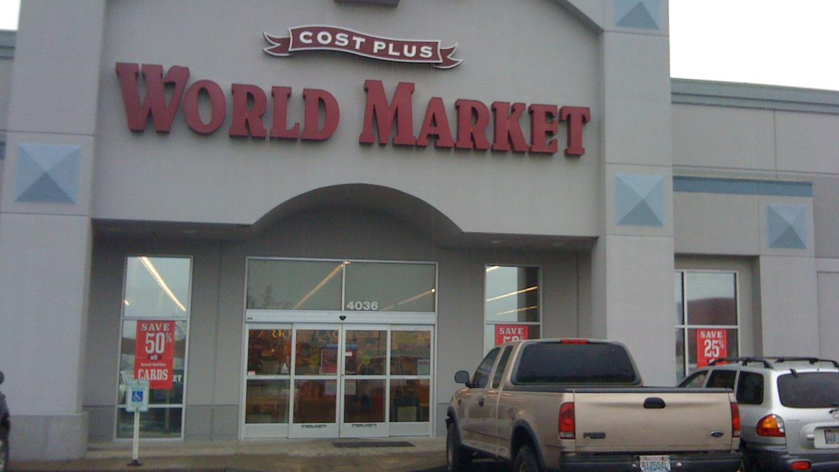 cost plus world market plans first store in tampa bay area in weingarten nyse wri shopping. Black Bedroom Furniture Sets. Home Design Ideas