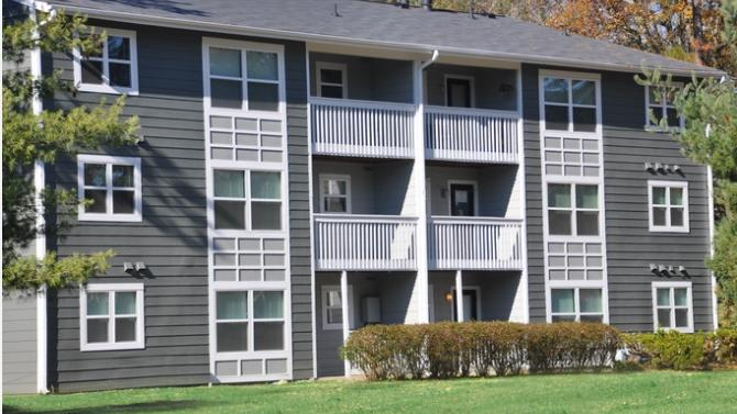 The 144 Unit 86 North Apartment Homes Community In Chapel Hill Was Sold In  October