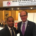 Chamber, City Council representatives visit Japan
