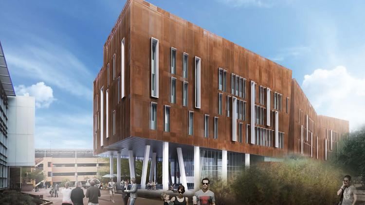 McCarthy breaks ground on $120M research building on ASU