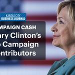 Campaign Cash: The 28 KC-area donors who gave the maximum to Clinton
