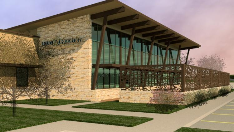 Texas Oncology to build major cancer facility in Medical