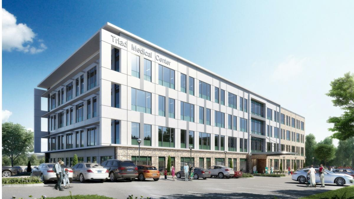 New Medical Office Building Proposed In Alpharetta Atlanta Business Chronicle