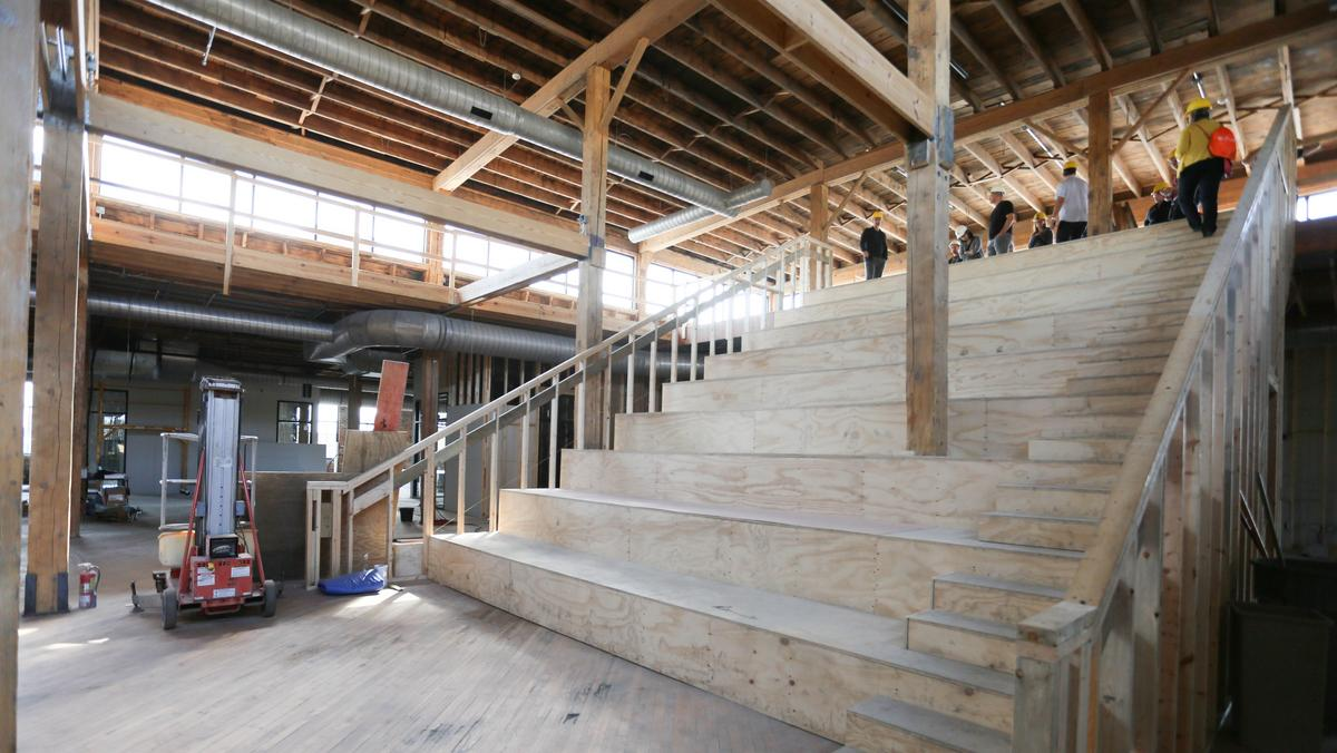 Idea Foundry Innovation Center Close To Opening Photos