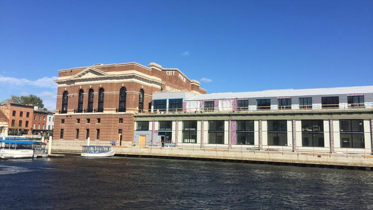 Sagamore Development Is Transforming The Long Vacant Rec Pier In Fells Point Into Luxury