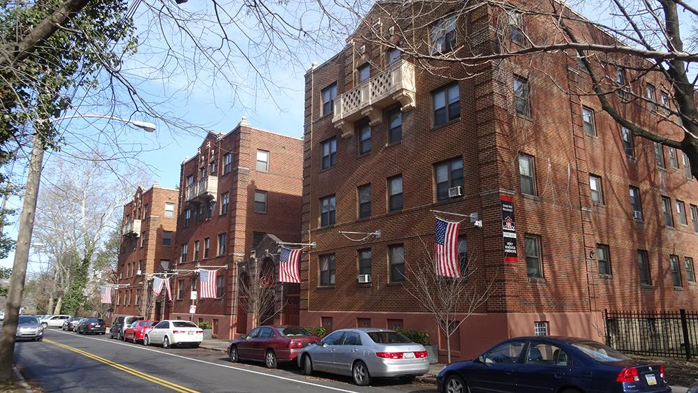 germantown apartment complex sells for 12 7m philadelphia