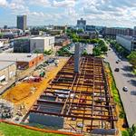 How one downtown development is taking a different approach