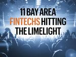 Bay Area fintechs hit the limelight on the global stage