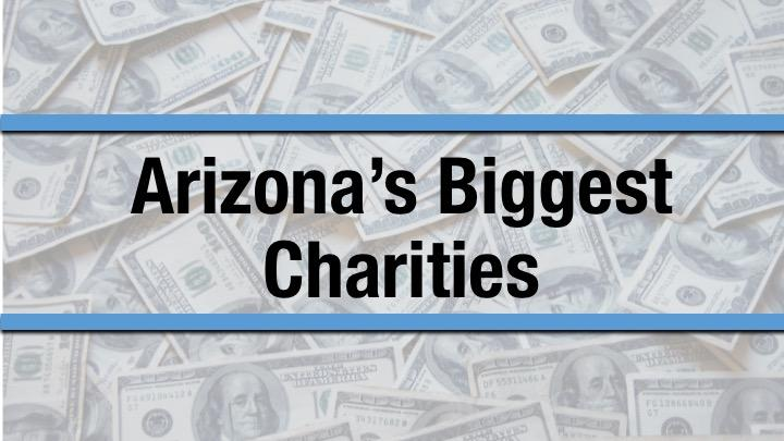 See which Arizona charities raised some of the largest donations in the country - Phoenix Business Journal