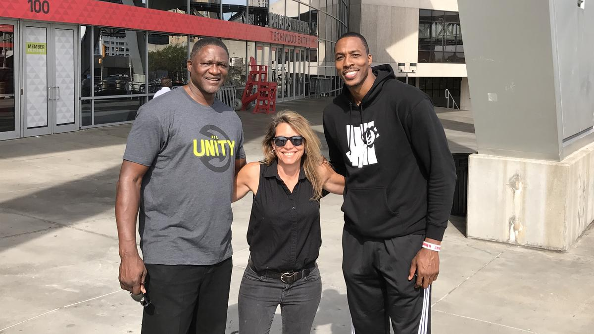 q a the only female television producer in the nba talks tech q a the only female television producer in the nba talks tech fox sports atlanta hawks atlanta business chronicle