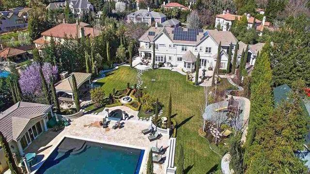 Check Out Steph Curry S New Posh Mansion In Alamo As The Warriors Mvp Makes Another East Bay Real Estate Play San Francisco Business Times