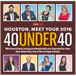 Houston, meet your 2016 40 Under 40