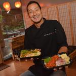 Sushi chef meets the 'biggest challenge'