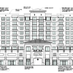 Developer proposes nine-story, mixed-use project