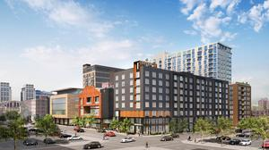 Kraus-Anderson's downtown project will have Marriott's upscale 'Autograph' hotel, restaurant
