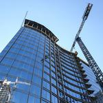 300 South Tryon, Kimpton Hotel moving closer to completion (PHOTOS)