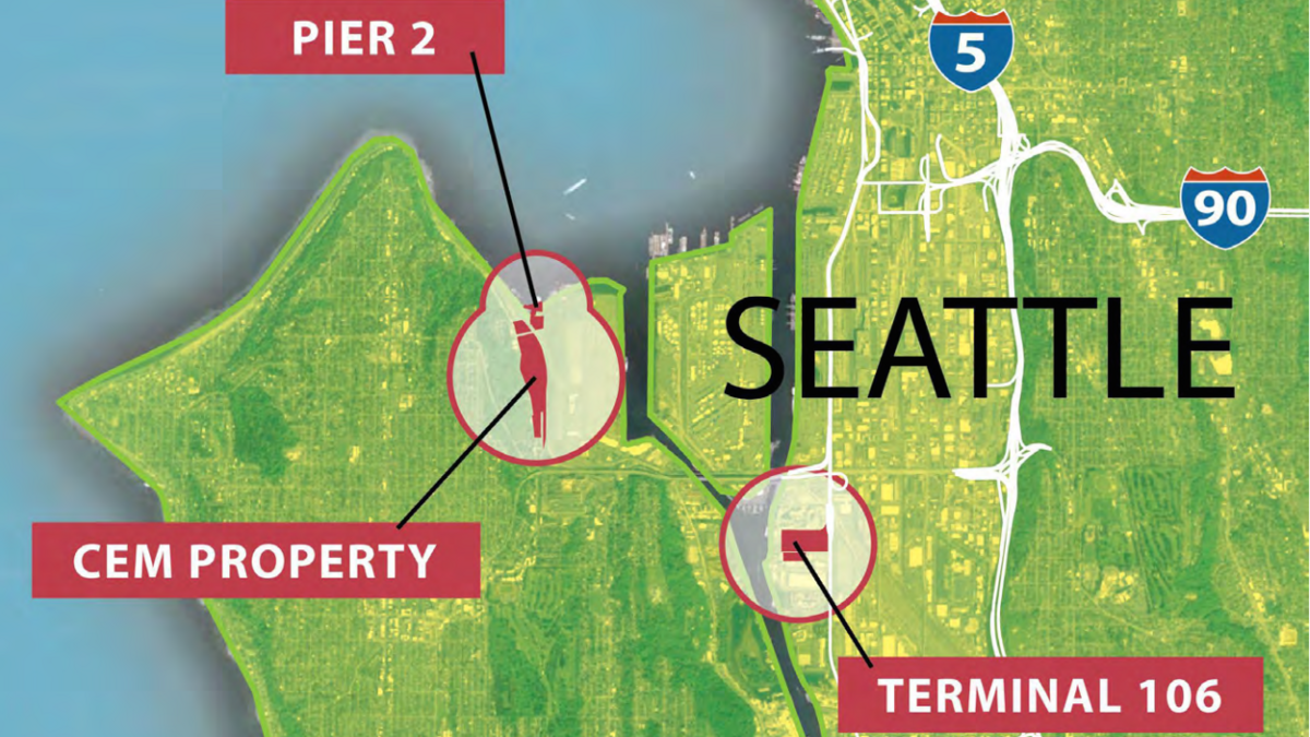 Port Of Seattle Explores Possible Solar Farm In South