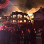 Fire destroys one of Oakland's only new housing projects east of Lake Merritt