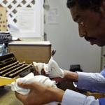 Film Fest Biz Flicks: 'California Typewriter' takes a stand for a dying industry