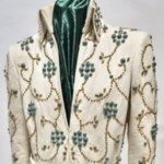 'Aqua Blue Vine' jumpsuit highlight at latest <strong>Elvis</strong> auction