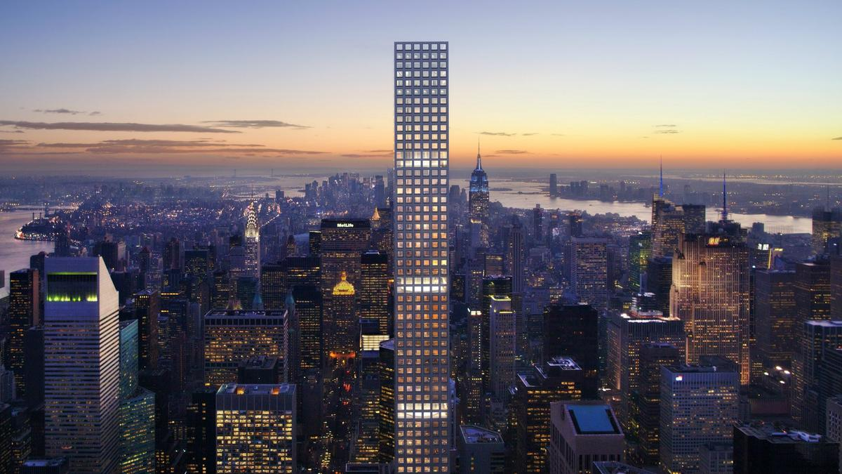 These 5 Manhattan Condo Buildings Rule The Square Foot Pricing