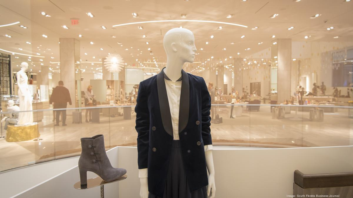 Saks Fifth Avenue President Marc Metrick talks about new ...